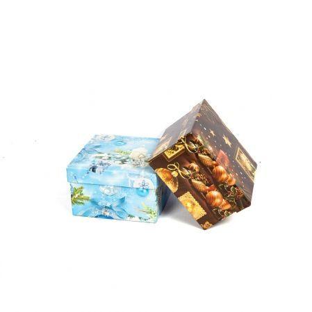 КК13*13*8 НГ Коробка квадратная