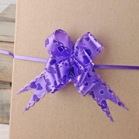 Бант-бабочка резной 3см (10шт) (Sale)