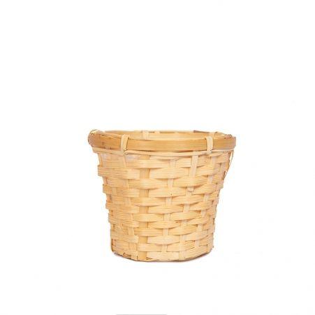 20/0004О Корзина бамбус.цветочн. d10.5