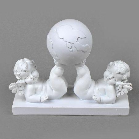 22/5618О(Sale) Ангел керамический 17,5*13
