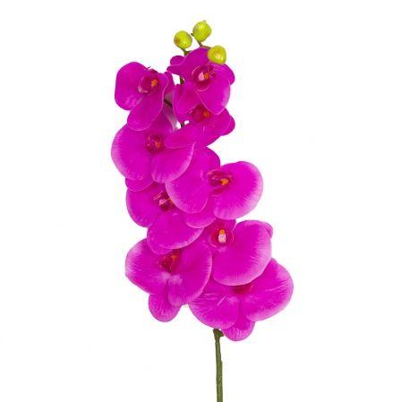 7141/0483-3/6Р Орхидея (латекс) фуксия h96см