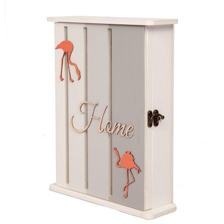 """806/019-1 Ключница""""Фламинго"""" Коллекция Фламинго (22*h-27)"""
