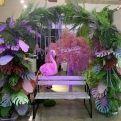 БТФ03/1 Фламинго розов. №2  h145/151