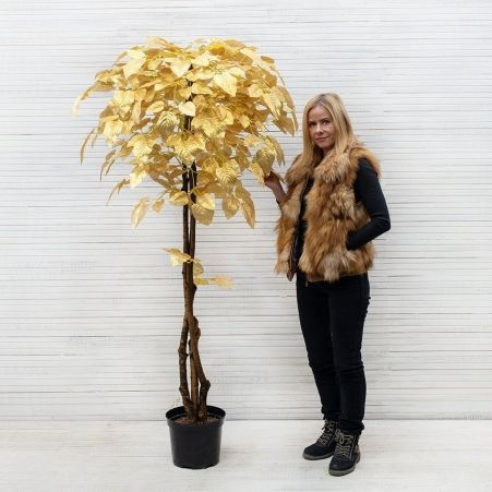 180/УК/83М Дерево золотое 180см