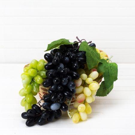 715/20021 Гроздь винограда в ас-те (35-37см)