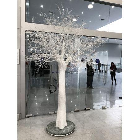 300разб/Пр/173(АКЦИЯ) Дерево заснеженное (шир-170см) h-300см