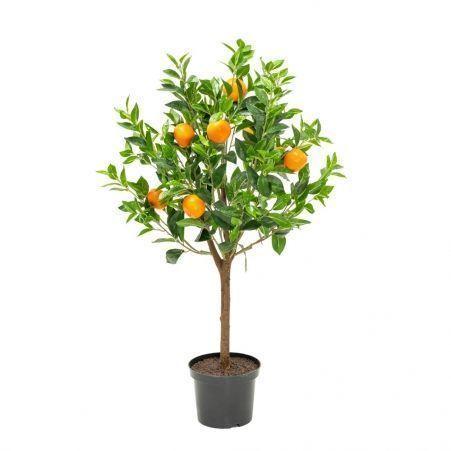 100/24М Дерево плодовое Мандарин h100см(латекс)