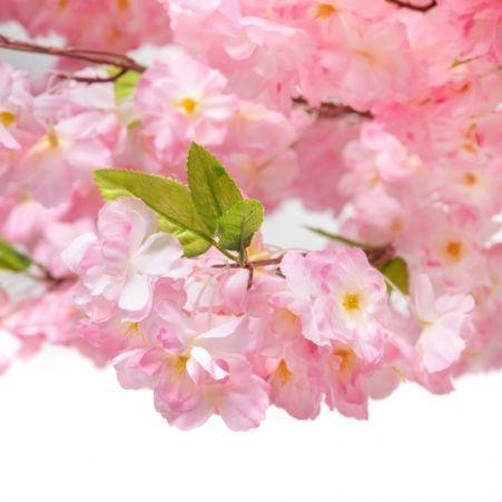 210/ОС/225 Сакура розовая h210см