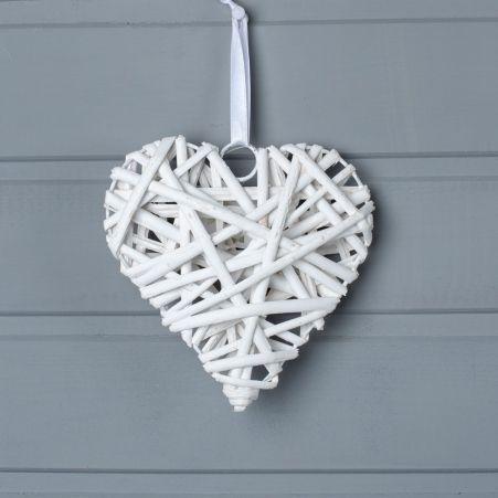 39/2715м (Sale) Сердце плетен. h-14см