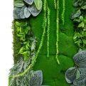 Фитостена 82 с зелеными камнями