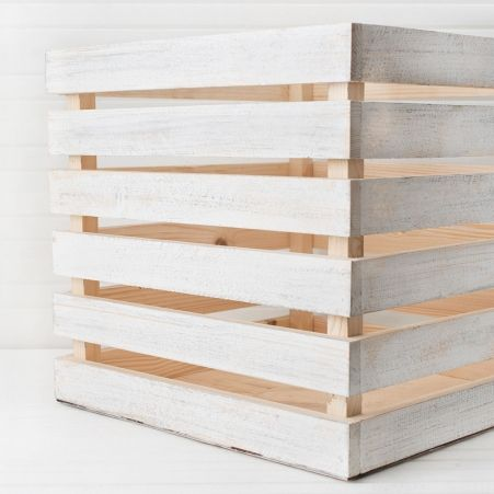 811/08-5 Ящик деревянный 35*35*h-35см
