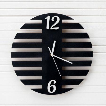 "801/050(Sale) Часы ""Минимализм Грани"" d-35см"