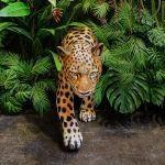 "БТФ013 Декорация ""Леопард"" 40*82*h92см"