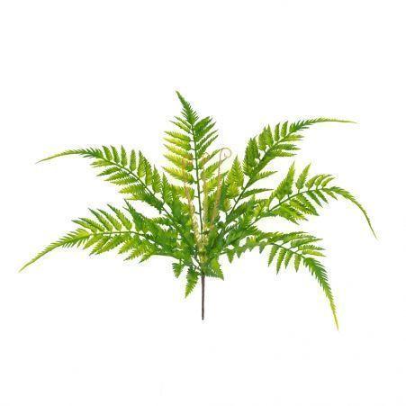 7143/9126-022 Папоротник больш*6 h=55см (45+10) зеленый