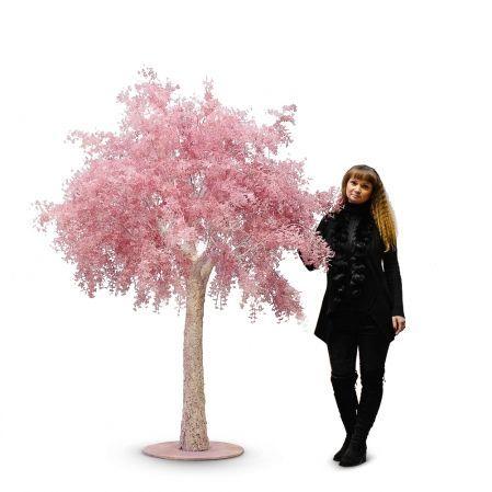 200разб/363 Дерево интерьерное h200см(латекс)