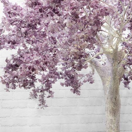 350разб/364 Дерево интерьерное h350см(латексированный пластик)