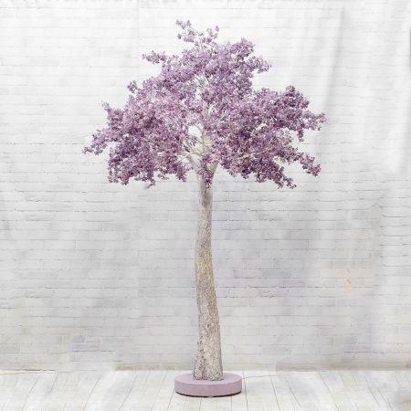 350разб/364 Дерево интерьерное h-350см (латексир. пластик)