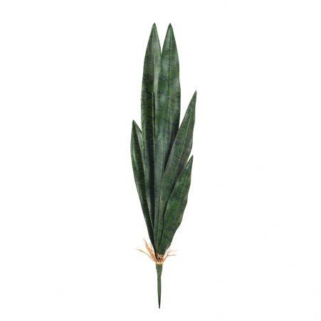 7143/0382-1/9 Сансевиерия (щучий хвост) большая (зелен.)h68см