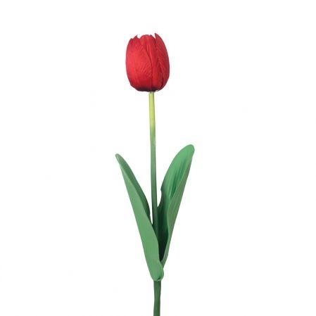 7141/0452-2/2Р Тюльпан одиночн.(красный) h-60см