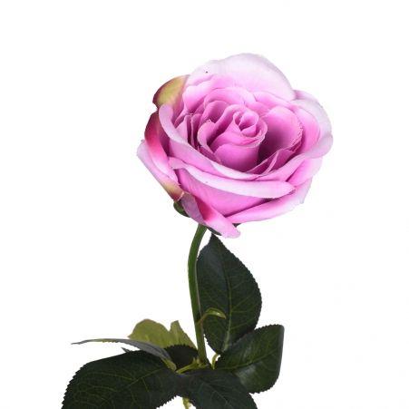 401/0490-8А Роза *1 (сиренев.)