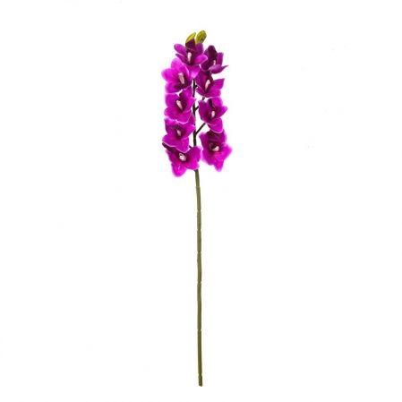 401/0001-7L Орхидея Цимбидиум искусственная  латекс (цикламен) h 90см
