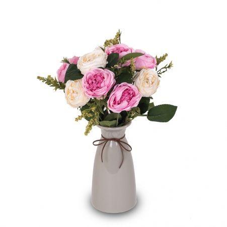 7142/0300-17 Роза пионовидная*9ч