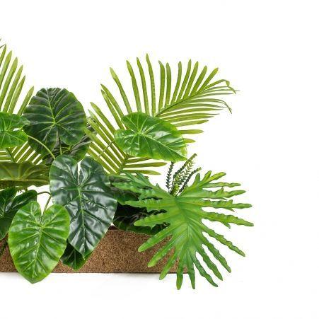 К288(з.) Тропики в кокос.боксе (115х7хh10)