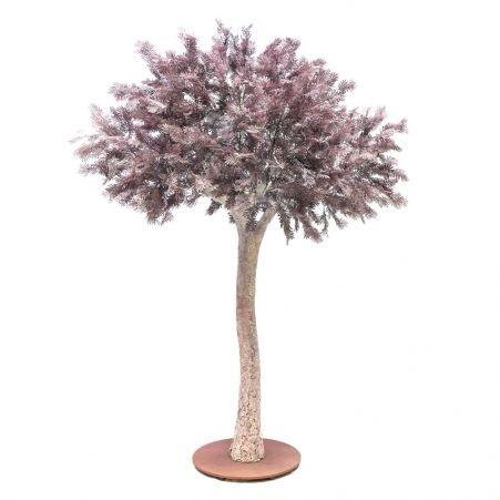 300разб/365 Дерево интерьерное h300(латекс)(лиловое)