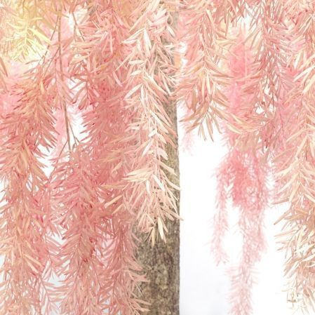 350разб/366-1 Дерево интерьерное h350см(латекс) на вращающейся платформе