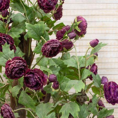 130/ОС/140-3(Sale) Камелия (тёмно-пурпур)