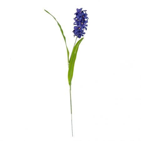 401/0184-17В Гиацинт h59см (фиолетовый)