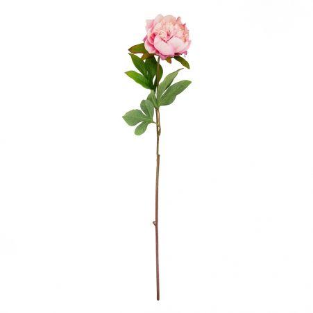 401/0233-1В Пион h50см (розовый)