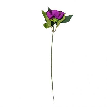 401/0474-28В Пион h51см (пурпурный)
