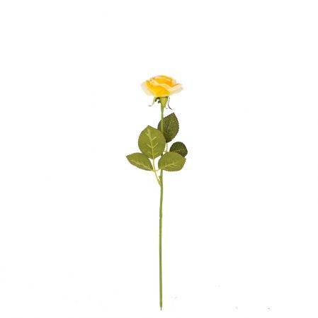 401/0325-3В Роза *1 h39см (желтая)