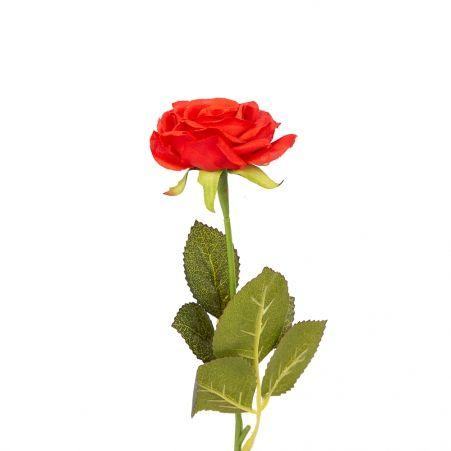 401/0325-2В Роза *1 h39см (красная)