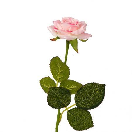 401/0325-5В Роза *1 h39см (светло-розовая)