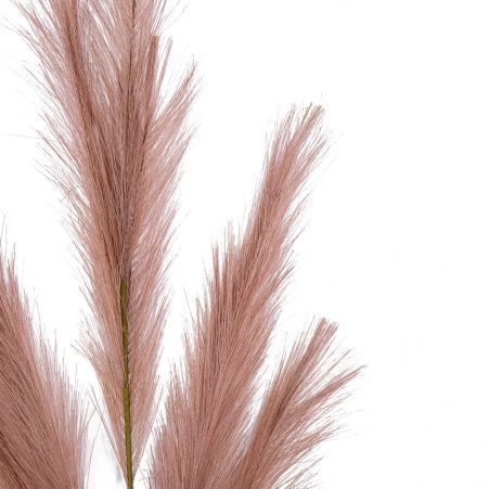 403/9268-1/1C Трава пампасная (пепельно-розовая) h116см