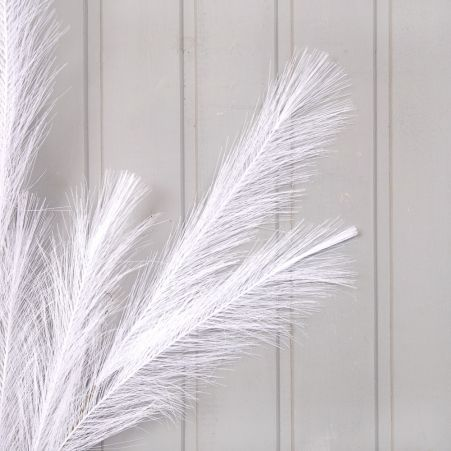 403/9268-23C Трава пампасная (белая) h116 см