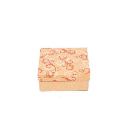 ККК14,5*14,5*6 Коробка квадратная крафт