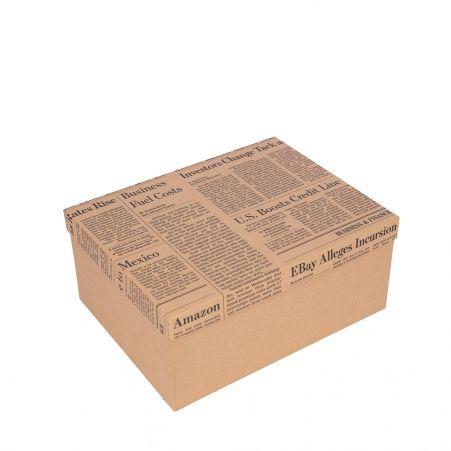 КПК35,5*27*15,5 Коробка прямоуг. Крафт