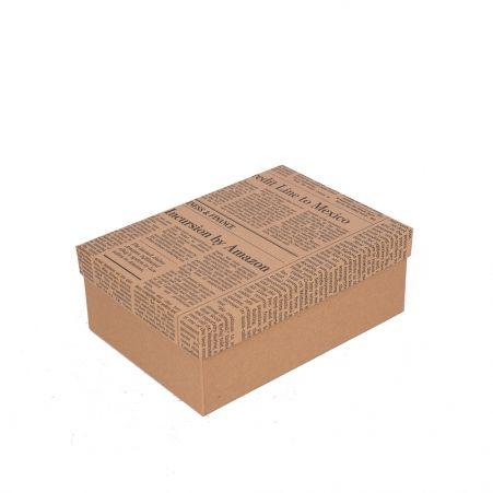 КПК28*20*10 Коробка прямоуг.Крафт