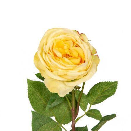 401/0520-3А Роза жёлтая