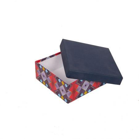 ККИ14,5*14,5*6   Коробка квадратная (имитлин)