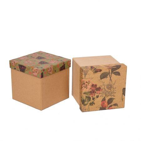 ККК18*18*17 Коробка квадр. (крафт)