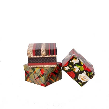 КК11*11*7 Коробка квадратная