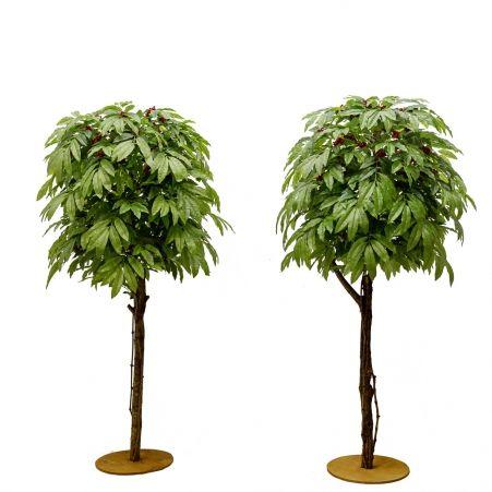 180/РН/220(з.) Кофейное дерево h180 см(латекс)