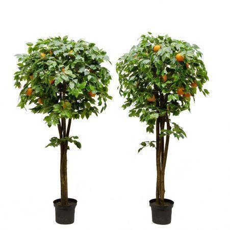 180/РПК/24М-2(з.) Апельсиновое дерево h180см(латекс)