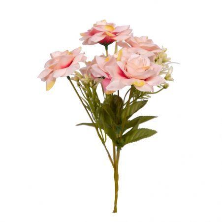 7142/0452-4 Букет роз *6 h30см (микс)