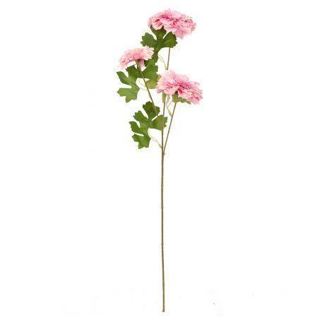 7141/0045-9/1 Бархатцы *3 головы h75см (розовый)