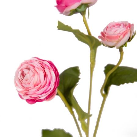 7141/9191-6/1 Ранункулюс мини*3 h42см (розовый)